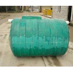 5立方玻璃鋼隔油池定制-奧特龍環保值得信賴圖片