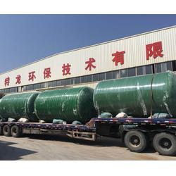 莆田玻璃钢污水处理池厂家_奥特龙环保图片