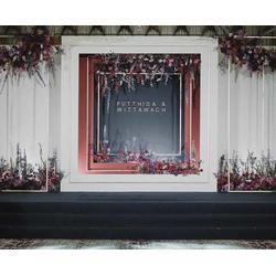 婚礼宴会厅施工哪家好、上海艺向宴会厅设计、安徽宴会厅施工图片