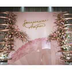 歐式婚宴會廳設計-淮南宴會廳設計-藝向打造宴會創意視覺