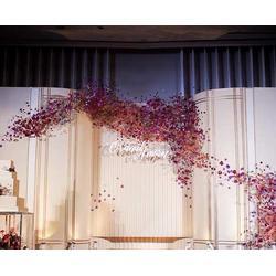 专业婚礼宴会厅设计搭建公司-上海艺向-合肥宴会厅设计图片
