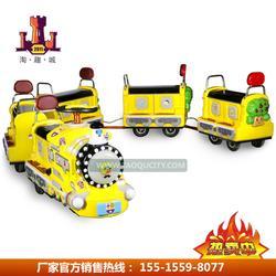 厂家直供无轨道小火车室外儿童托马斯小火车好好玩遥控定时刹车图片