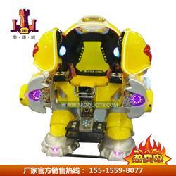 厂家专业定制广场新款战火金刚机器人好好玩儿童机器人一件代发图片