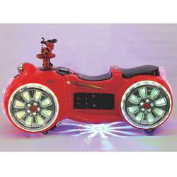 公园广场太子摩托车厂家大促销幻影摩托车好好玩儿童电瓶车可双人图片