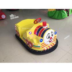 室内商场儿童碰碰车火车侠托马斯碰碰车极速飞车广场电动游乐车图片