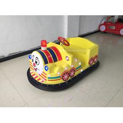 广场儿童游乐车豪华版托马斯火车头碰碰车火车侠电动车火星战车图片