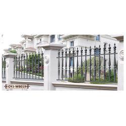 信阳专业铝艺围栏订制 铝艺围栏 【欧园居门业】(查看)图片
