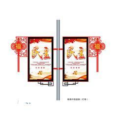 铝合金成品厂家专营高速路灯广告牌厂家直销图片