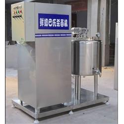 鲜奶吧巴氏杀菌机多少钱、上海鲜奶吧巴氏杀菌机、泰昊机械图片