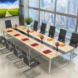 办公会议桌椅-硚口会议桌椅-格诺森图片
