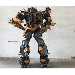 EVA材质大黄蜂变形金刚可穿戴哪里有卖-济升玩具
