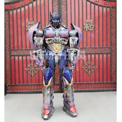 山东济升玩具厂家直销(多图)、铜陵可穿戴变形金?#29031;?#20154;秀图片