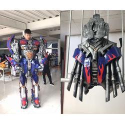 雅安eva材质可穿戴变形金刚-山东济升玩具厂家直供图片