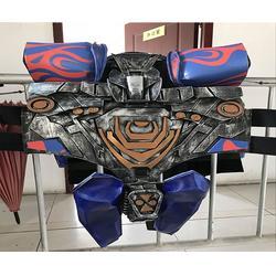 山东济升玩具厂家直销-宜宾eva材质变形金刚可穿戴