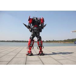 山东济升玩具厂家直销-陕西青海eva材质可穿戴变形金刚图片