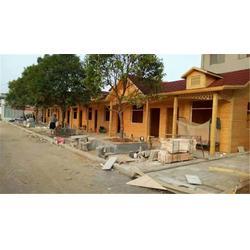 安徽防腐木木屋制作(沅木景观)安徽防腐木木屋图片