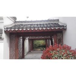山西古建长廊-山西古建长廊(沅木景观)图片