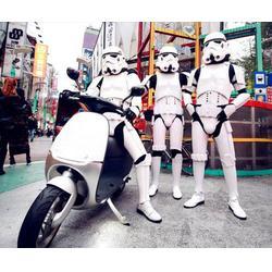 山东济升玩具厂家直销|穿戴变形金刚盔甲服装图片