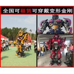 行走变音可穿戴机器人图片