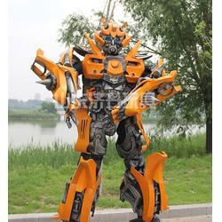 济升玩具厂家直销、穿戴变形金刚盔甲擎天柱图片