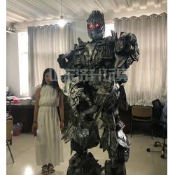 济升玩具品牌厂家,可穿戴变形金刚盔甲服装图片