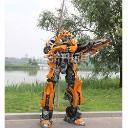 可穿戴机器人道具_德阳真人可穿戴机器人_济升玩具值得信赖图片