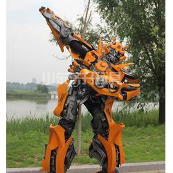 山东济升玩具质量可靠(多图)|马鞍山变形金刚可穿戴机器人图片