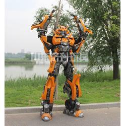 山東真人版變形金剛盔甲、濟升玩具誠信經營圖片
