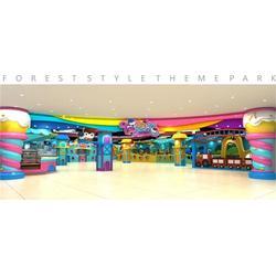 儿童乐园-东莞儿童乐园设计-飞熊儿童乐园定做图片