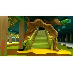 儿童乐园项目-飞熊环境艺术设计-鸡西儿童乐园图片