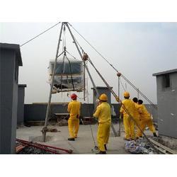 专业设备吊装,统安吊装设备,永川区设备吊装图片