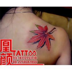 大观区纹身-定制款-后背纹身图片
