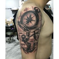 安庆纹身多少钱|效果好|安庆纹身图片