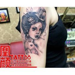 专业服务 纹身培训机构-纹身培训图片