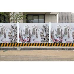 四川PVC围挡、PVC围挡厂家、利强康宇(推荐商家)图片