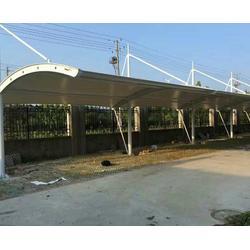 合肥钢结构雨棚、钢结构雨棚多少钱、合肥恒硕(优质商家)图片