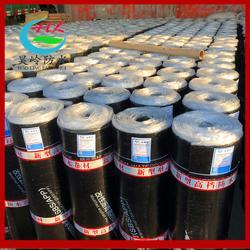 产地货源 3mm聚酯胎sbs防水卷材 屋顶防水隔热材料 自粘防水卷材图片