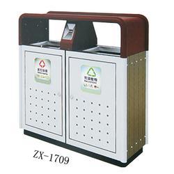 垃圾桶,贵州垃圾桶,中星金属制品(优质商家)图片