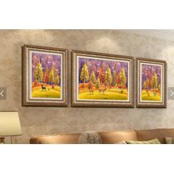 客厅装饰画赞皇点睛创艺工艺品图片