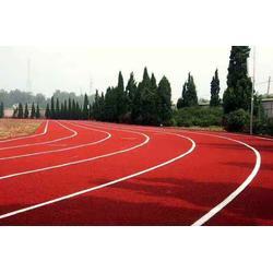 透气型塑胶跑道特点、永臻地坪(在线咨询)、透气型塑胶跑道图片