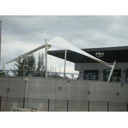 景观棚设计-朗杰膜结构(在线咨询)-苏州膜结构图片