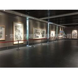 锦州轨道式展板-宇通展览器材有限公司图片