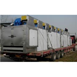 龙伍机械厂家(图) 山楂带式干燥机 南京带式干燥机图片