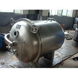 龙伍机械厂家 双锥回转真空干燥机-关中真空干燥机图片