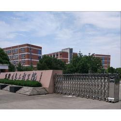 不锈钢伸缩门供应商-不锈钢伸缩门-芜湖维克兹道闸(查看)图片