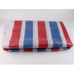 润丰达塑料制品,工程施工彩条布防水,新乡彩条布图片