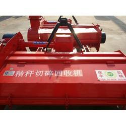 秸秆粉碎回收机供应商直销 30-120马力拖拉机动力型回收机图片