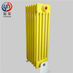 QFGZ505钢五柱暖气片的焊接过程图片
