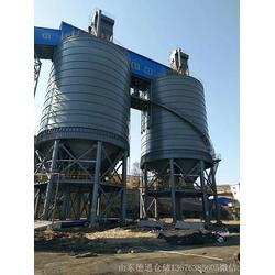 熟料钢板仓维修、锦州熟料钢板仓、德通钢板仓图片
