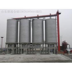 宁波熟料钢板仓生产厂家图片
